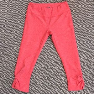 The North Face Motivation Crop Legging Coral Pink